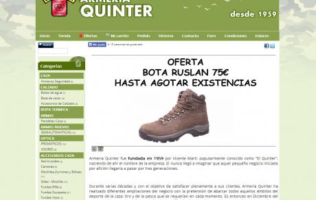 ArmeriaQuinter.com