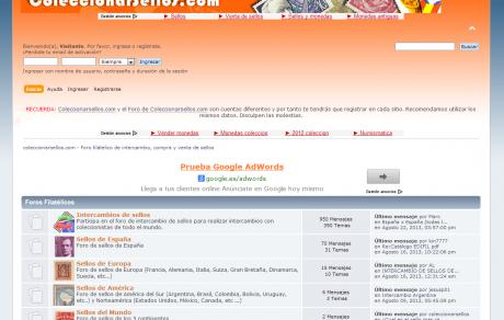 Foro de ColeccionarSellos.com