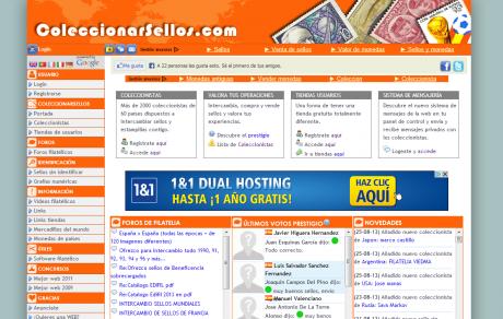 ColeccionarSellos.com