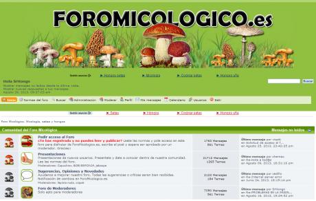 ForoMicologico.es