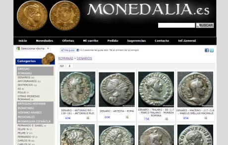 Monedalia.es