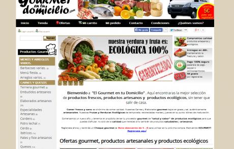 ElGourmetentuDomicilio.com